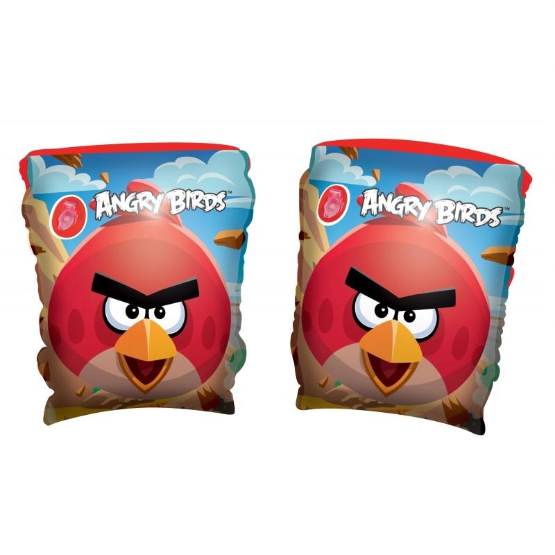 Nafukovacie rukávniky BESTWAY Angry Birds
