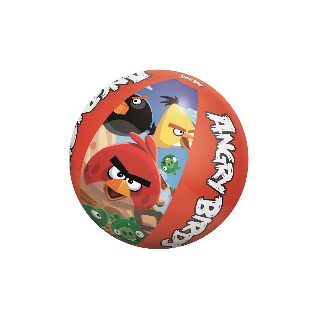 Nafukovacia lopta BESTWAY Angry Birds