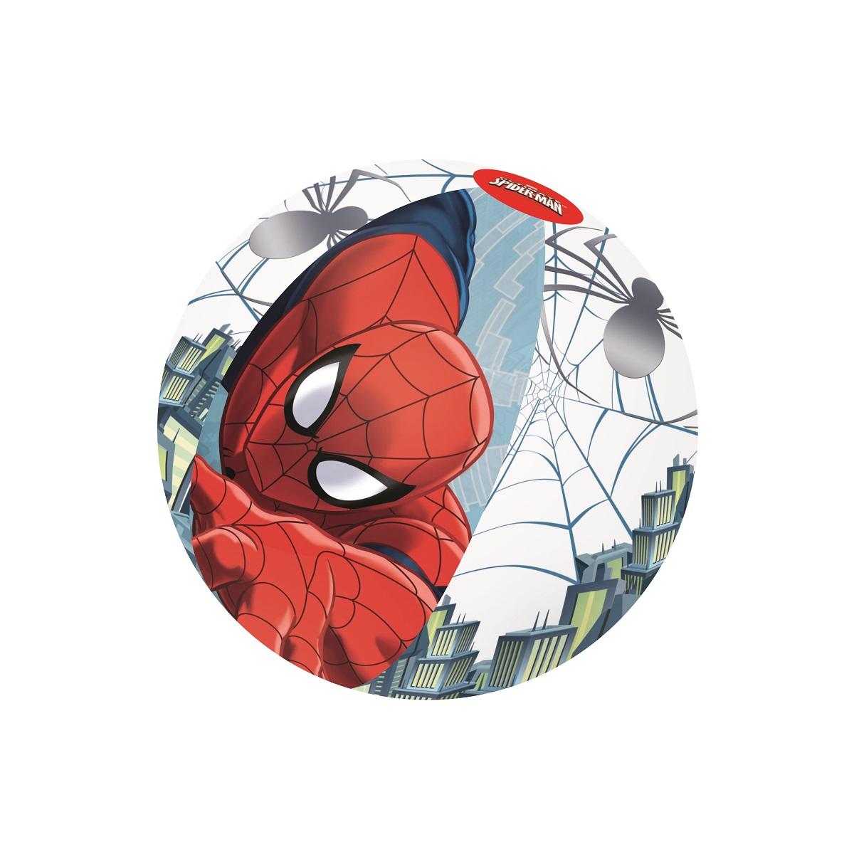 Nafukovacia lopta BESTWAY Spiderman