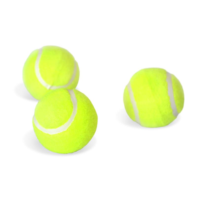 Tenisové loptičky MASTER - 3 kusy