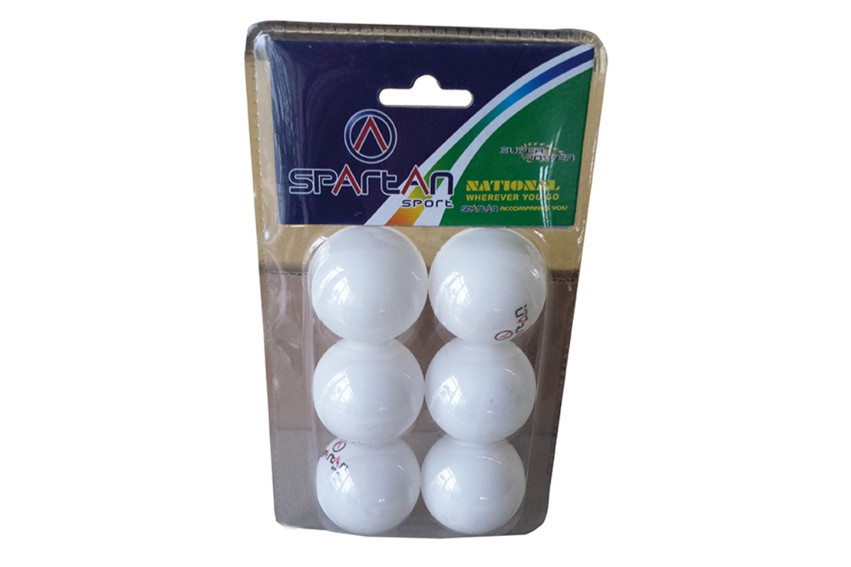 Loptičky na stolný tenis SPARTAN TT-Ball