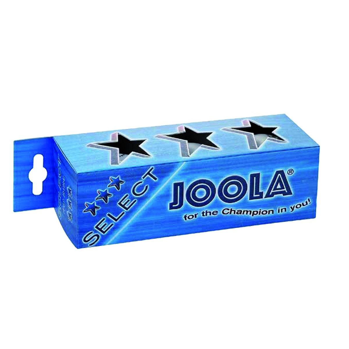 Loptičky na stolný tenis JOOLA Select ***